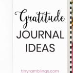 gratitude-journal-ideas
