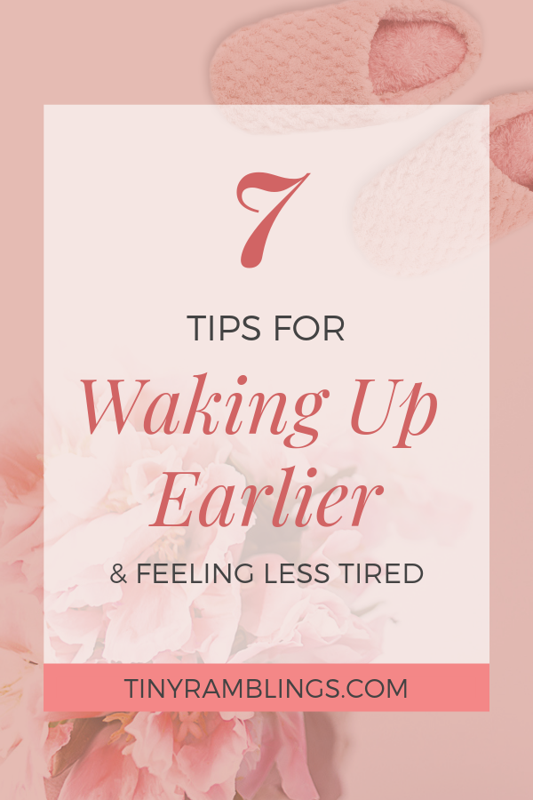 tips-for-waking-up-early