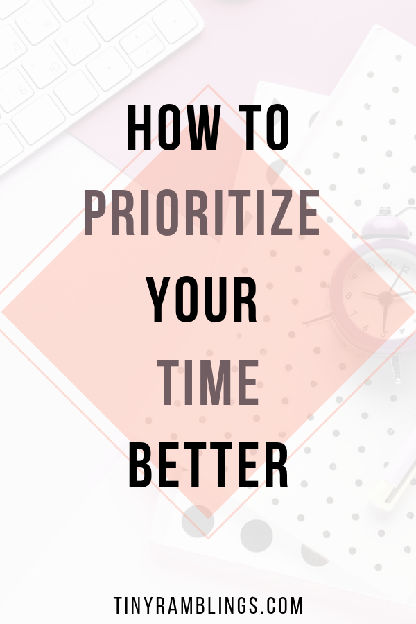 prioritize-time-better